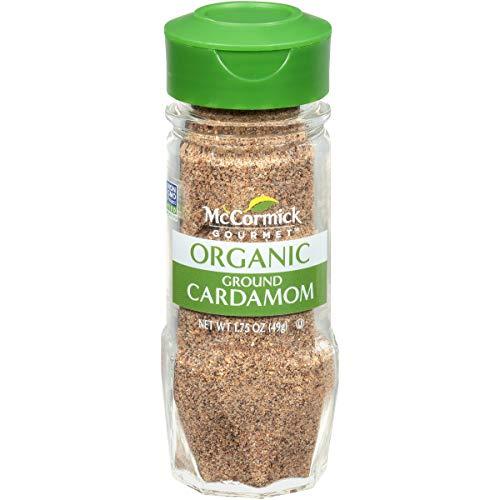 Gourmet Organic Ground Cardamom