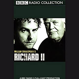 BBC Radio Shakespeare     Richard II (Dramatized)              By:                                                                                                                                 William Shakespeare                               Narrated by:                                                                                                                                 Samuel West,                                                                                        Joss Ackland,                                                                                        Full Cast                      Length: 2 hrs and 56 mins     47 ratings     Overall 4.3