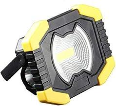 LED zaklamp 50 W LED COB Lamp Solar USB Oplaadbare Draagbare Werk Schijnwerper IP65 Waterdichte Schijnwerper Camping Light...