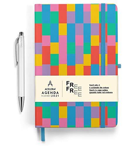 Agenda Acelera Planner 2021 | FREE FREE COLORS