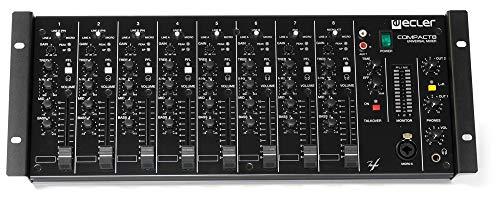 Compact 8 Universele Mixer 8-kanaals 19