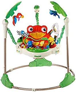Baby Walker With Toys By BabyLove, Multi Color-949740