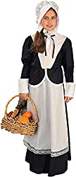 Girl Pilgrim Costume