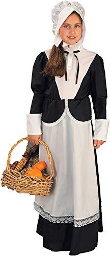 Forum Novelties Child's Pilgrim Girl Costume, Large