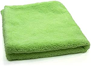 RBK Jumbo Inches Cotton Beach Towel,36x72 (Green Colour)