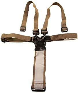 Replacement Straps / Harness for Chicco Polly High Chair BROWN