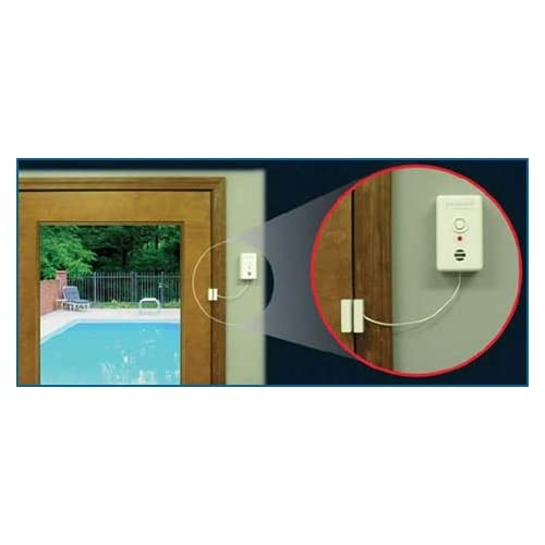 PoolGuard Pool Door Alarm - DAPT-2