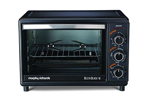 Morphy Richards OTG Besta 18-Liter Oven Toaster Grills (Black)
