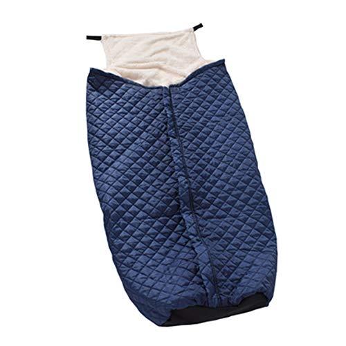 NACHEN Rollstuhl-Decke mit Zipper, Cashmere-Gefüttert & Wasserdicht, Universal fit für manuell und elektrisch betriebene Rollstühle, maschinenwaschbar