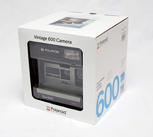Polaroid 600Cámara Square Refurbished III. Generación