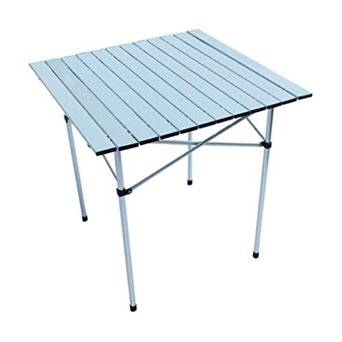 UNU_YAN Picnic Tables for Outdoors Folding Table Camping Picnic Party Barbecue Home Kitchen Table