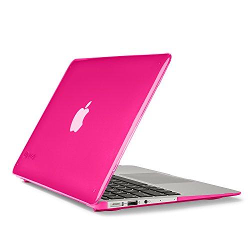 Speck SeeThru Cover - Funda blanda para Apple MacBook Pro 11, rosa