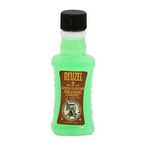 Reuzel Scrub Shampoo 350ml / 11.83 oz. by REUZEL