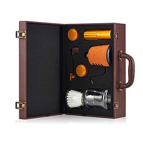 Purchase Empire Hand Coffee Pot Set Drip Pot Long Mouth Thin Mouth Pot Hand Crank Coffee Bean Machin...