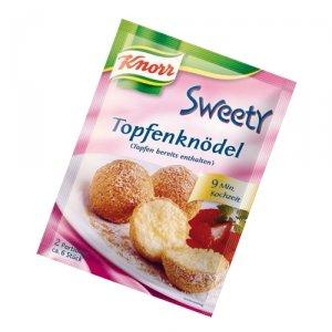 Knorr Sweety - Topfenknödel - 5 x 150 g