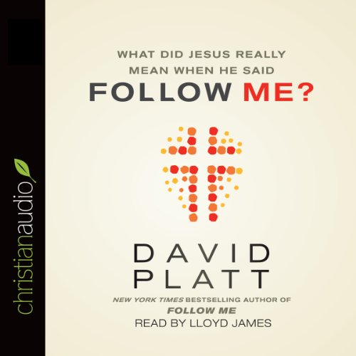 What Did Jesus Really Mean When He Said Follow Me? Titelbild