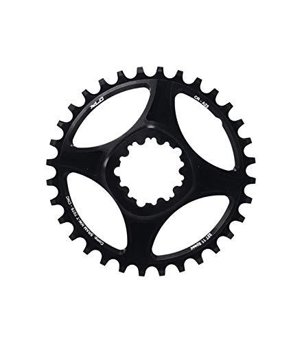MASE Sports GXP Direct Mount CR-A23 - Plato para bicicleta de montaña (32 dientes), color negro