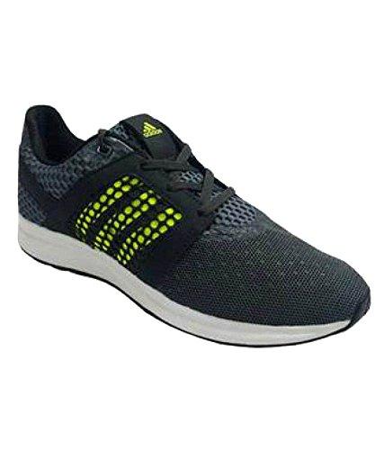 Adidas YAMO Sports Running Shoes-Uk-10 Grey/Green