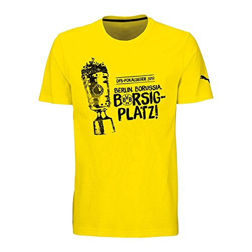 Puma BVB BORUSIA DORTMUND shirt kinderen DFB-beker 2017