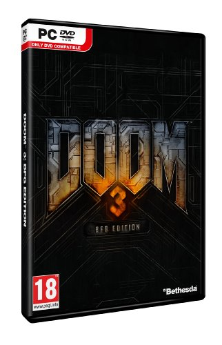 Doom 3 - BFG Edition (PC DVD) [UK Import]
