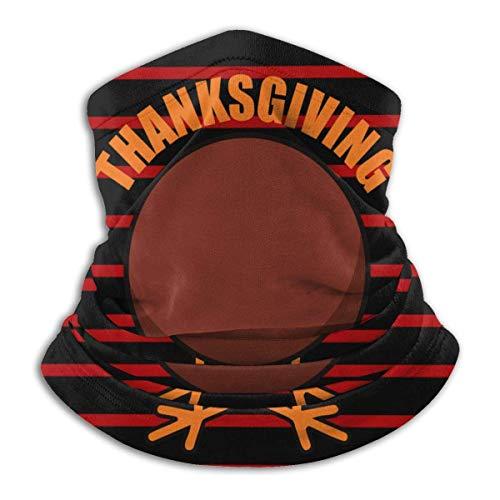 Linger In Thanksgiving Turquie Butt Neck Gaiter Cache-Cou Décorations Faciales Bandana Chapeaux