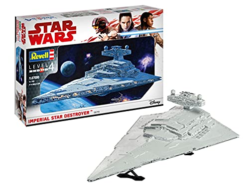 Revell 06719 - Star Wars Imperial Star Destroyer 1: 2700 Scale, Multi Colour