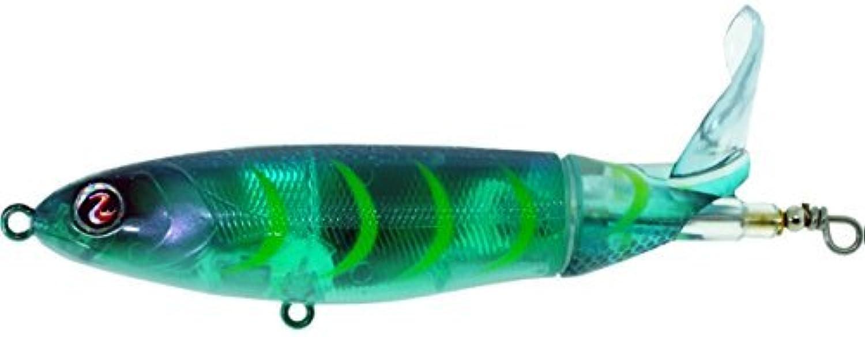 River2Sea Saltwater Whopper Plopper 130 Jade WPL130SSW 37 Topwater Surface Bait Lure