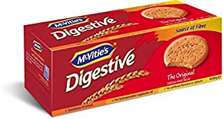 McVitie's Digestive Wheat Biscuits - 400gm