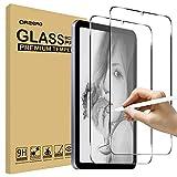 NEWZEROL 2 Stück Papier Bildschirmschutzfolie Kompatibel für iPad Mini 6 2021 (8,3 Zoll) Panzerglas, Gehärtetes Glas Anti-Glare Like Drawing Feel 9H Anti-Kratzer für iPad Mini 6. Generation