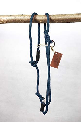 Retrieverleine 3m verstellbar aus Tau in verschiedenen Farben für Hunde