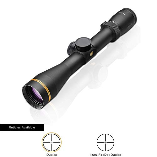 Leupold VX-5HD 2-10x42mm Riflescope, Duplex...
