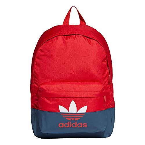 Adidas Sliced BP Sac à Dos, Scarlet/Crew Blue, NS Menu