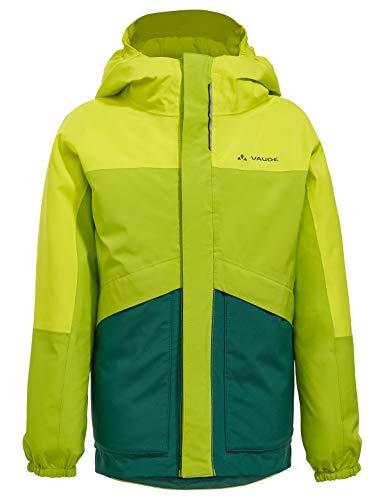 VAUDE Kinder Escape Padded Jacke, grün(bright green), 110/116
