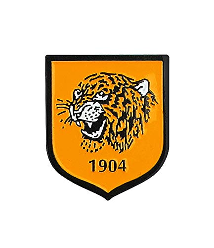 Official HULL CITY FC Crest Pin Badge