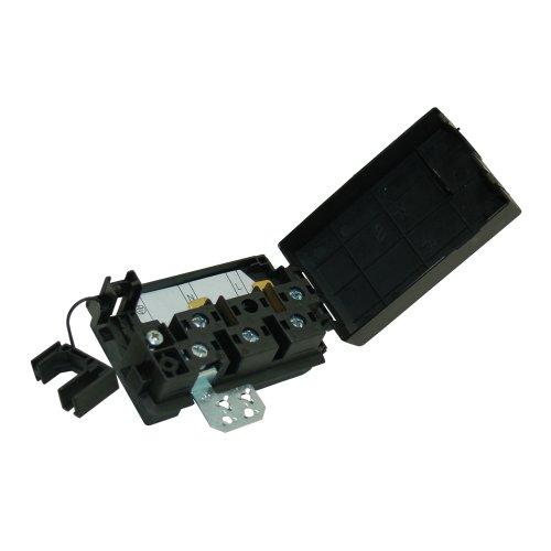 Genuine INDESIT Horno enchufe bloque de terminales c00230139