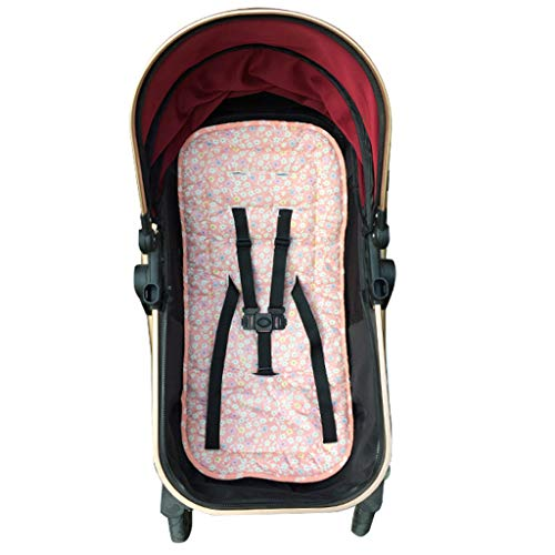 S-TROUBLE Kinderwagen Pad Baumwolle Kinderwagen Matratzen Zubehör Baby Stuhl Kissen Sitzpolster Für Kinderwagen Kinder Trolley Mat