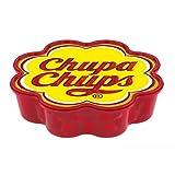 Chupa Chups Margarita, Confezione Speciale, Box Regalo con 60 Mini Lollipop Gusti Assortiti Frutta e Cola, Idea Regalo per Feste e Compleanni, Senza Glutine