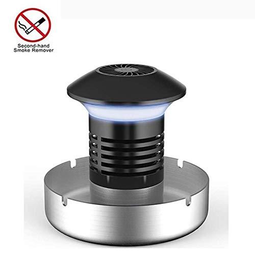 Multifunctionele luchtreiniger, rookloze asbak, met deodorant, beschermt de gezondheid van familie en vrienden