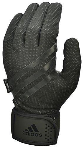 adidas Outdoor Training Handschuhe–Streifen Schwarz/Mittel, Unisex, Outdoor Training, schwarz