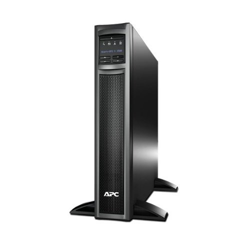 APC SMX1500RM2U - Smart-UPS Rackmount/Tower 1500VA UPS (Certified...