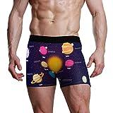 Calzoncillos bóxer para Hombre Sistema Solar Ropa...