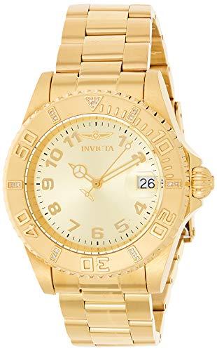 Invicta Pro Diver 15249 Reloj para Mujer Cuarzo - 40mm - Con 15 diamantes