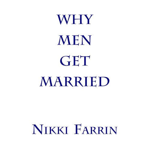Why Men Get Married audiobook cover art