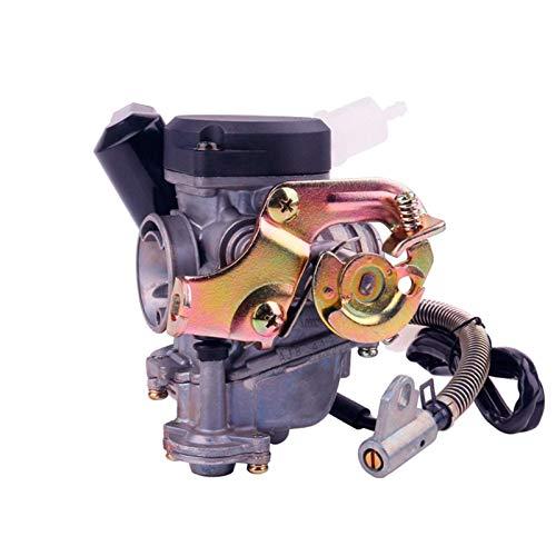 1 pieza de repuesto de aleación de carburador de alta calidad universal para motocicleta, scooter, ATV, quads, motocicletas, carburador, repuesto para carburador