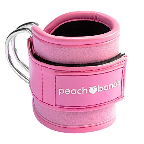 PEACH BANDS Cable Ankle Straps for Cable Machines (1)
