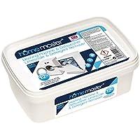 Eliminador de cal y detergente para lavadora y lavavajillas por casa Master–12Aplicaciones
