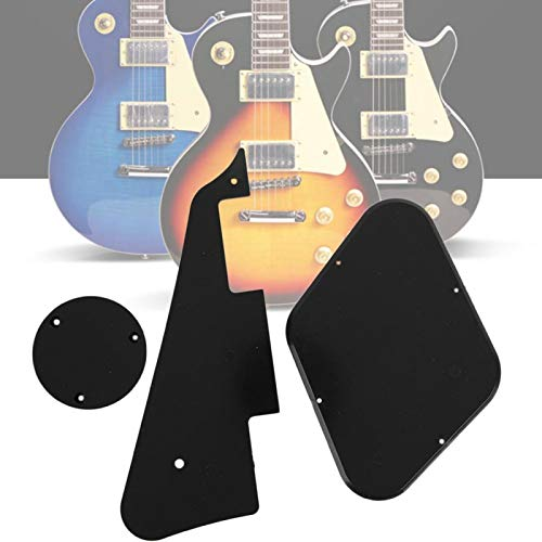 Golpeador universal para guitarra eléctrica, para LP(black)