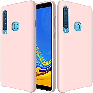 Protective Case Compatible with Samsung Premium Ultra Slim Shockproof Liquid Silicone Soft Rubber Comfortable Protective Case Compatible Samsung Galaxy A9 (2018)/A9 Star Pro/Galaxy A9s Phone case