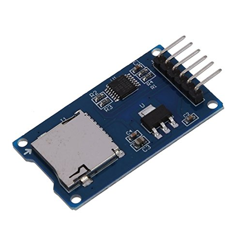 Amazon.co.uk - Micro SD Card Module For Arduino