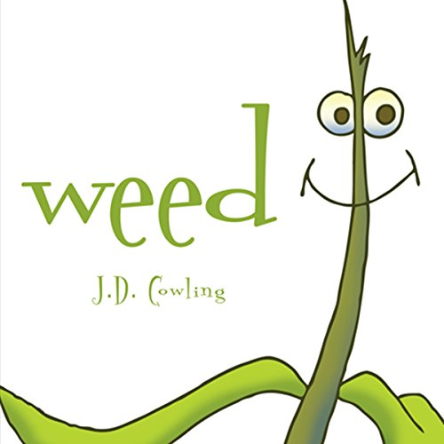 Weed audiobook cover art